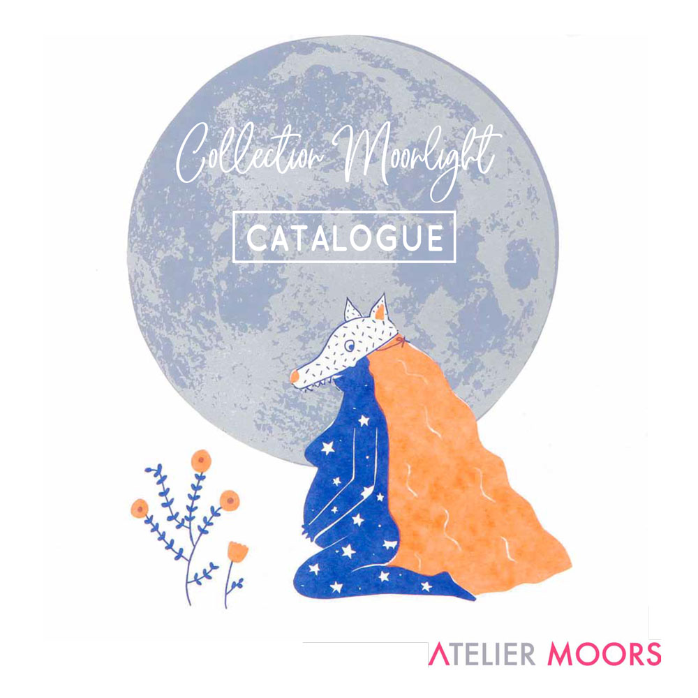 Catalogue collection Moonlight Atelier Moors
