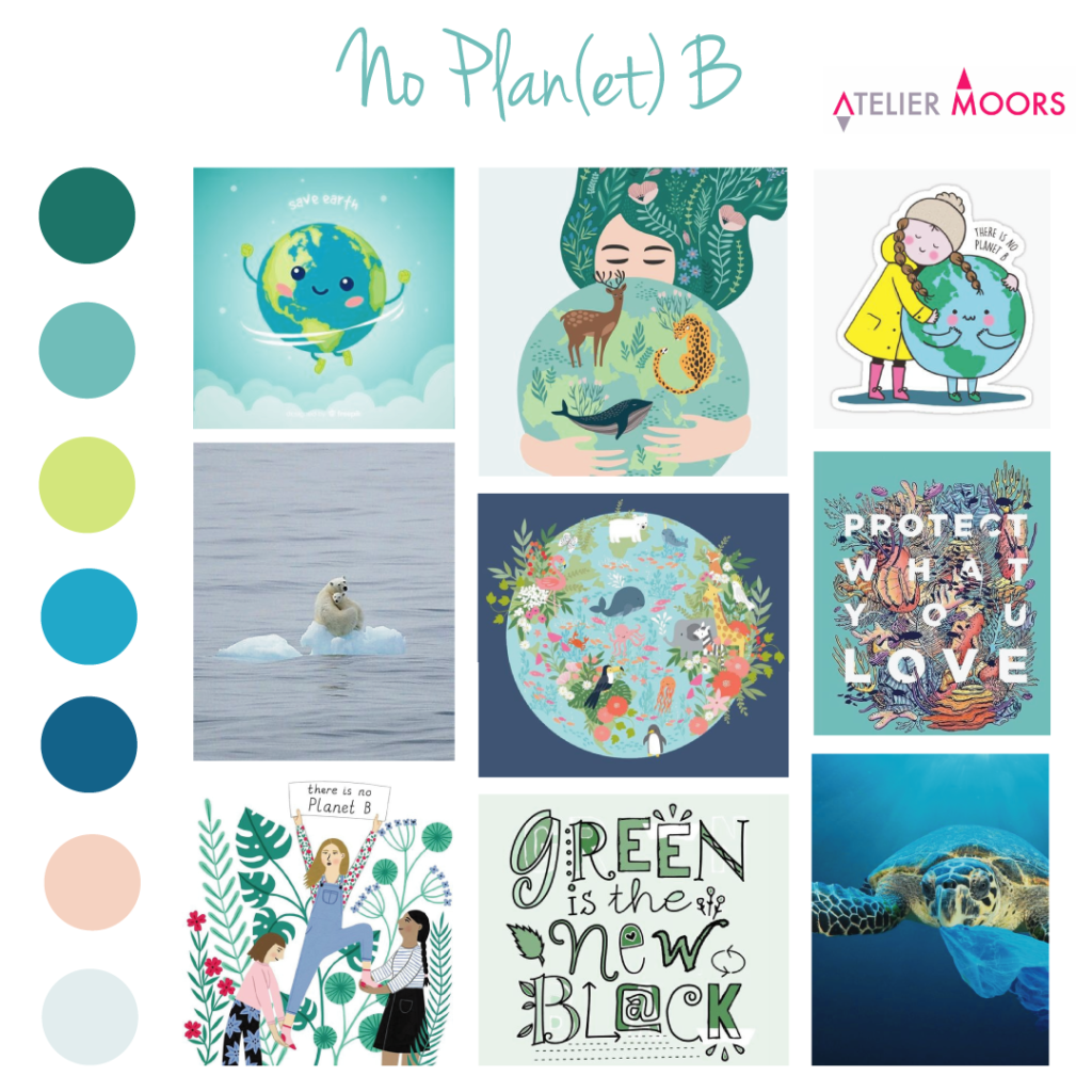 Moodboard Kids Trends No Planet B Atelier Moors