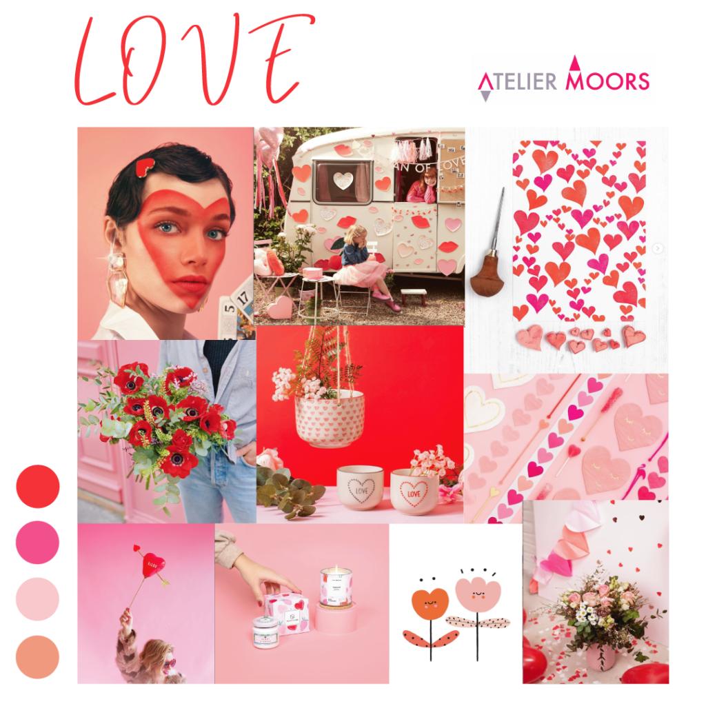 Moodboard Love Atelier Moors