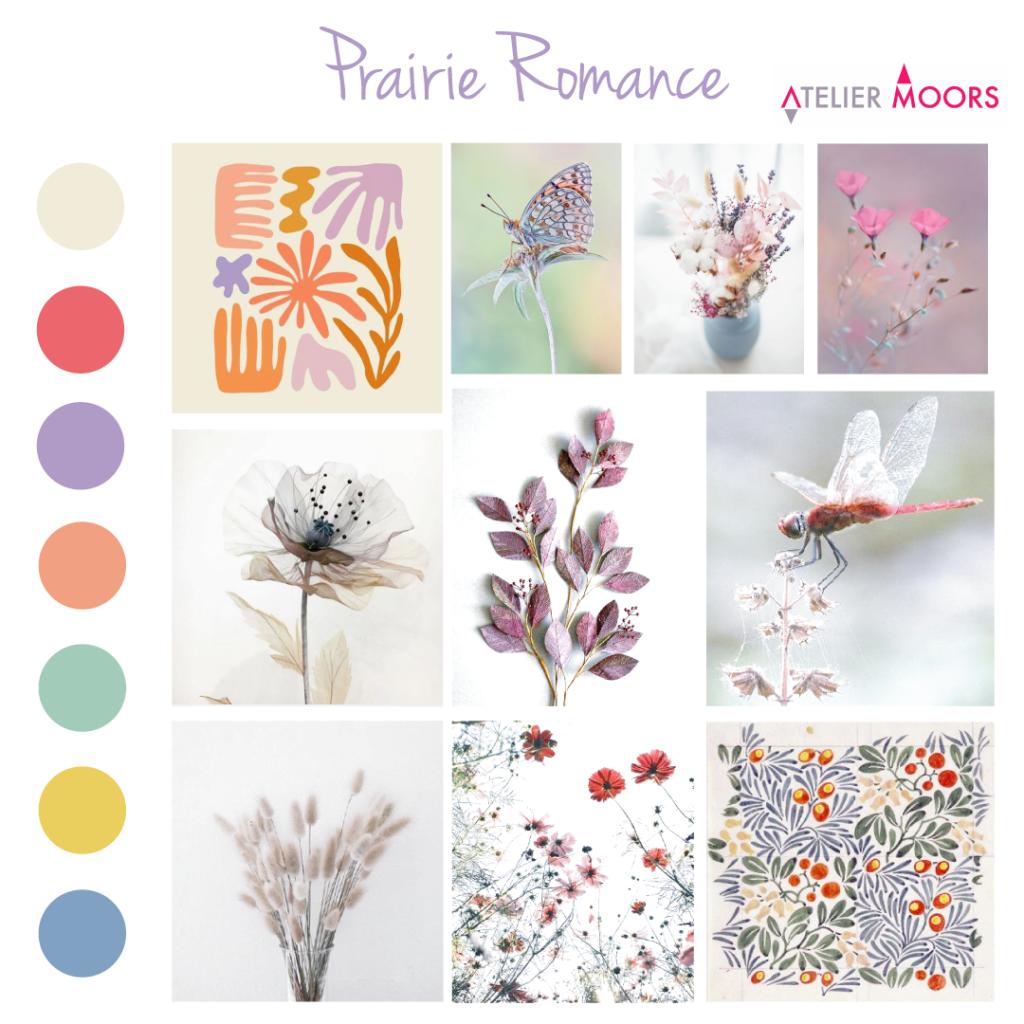 Moodboard Kids Prairie romance Atelier Moors