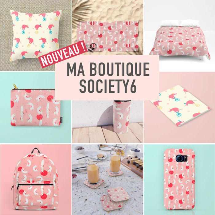 boutique society6 atelier moors