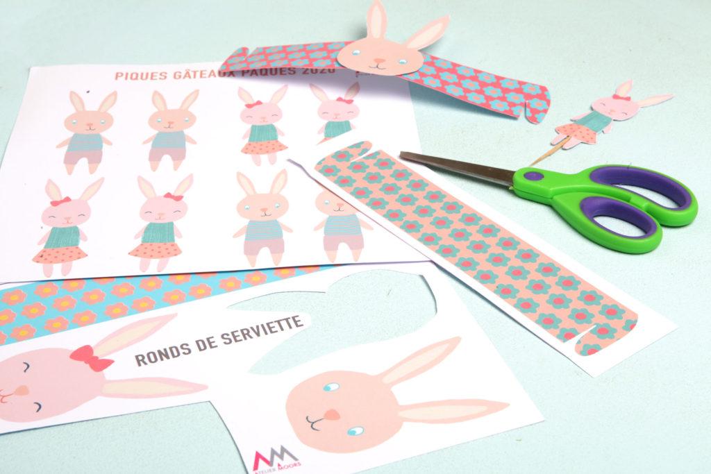 Kit paques telechargement gratuit atelier moors